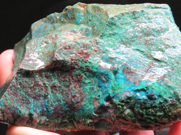 Eilat Stone from Timna, Israel