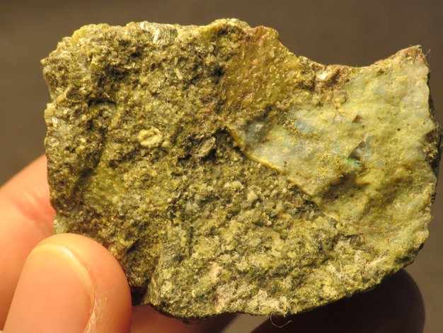 Precious Opal from Dubnik, Slovakia - Picture 1