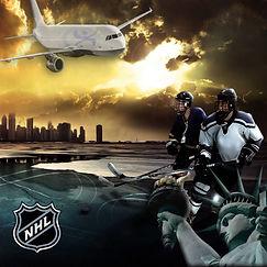 Hokejove zajazdy na HC Slovan KHL