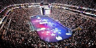 Hokejove zajazdy na NHL