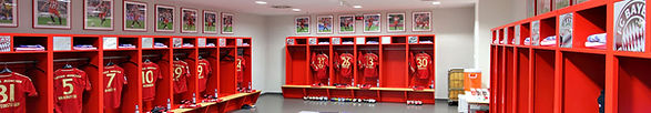 prehliadka stadiona Bayern Mnichov Allianz Arena