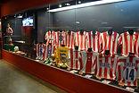 prehliadka stadiona Vicente Calderon