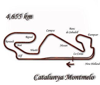 zájazd na Formulu 1 Španielska