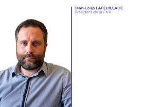Jean-Loup Lafeuillade élu au Bureau de l'UNPS