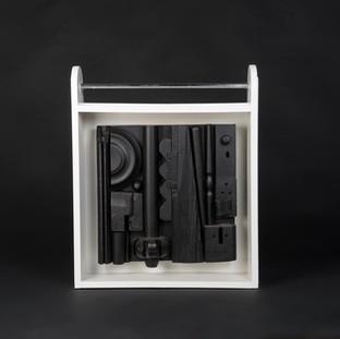 Louise Nevelson Portable