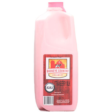 A2A2 Whole Strawberry Milk