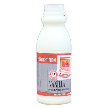 A2A2 Vanilla Drinkable Yogurt