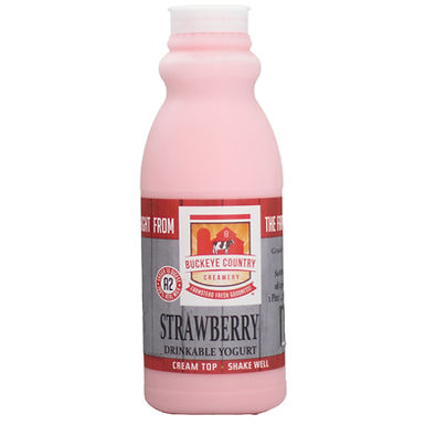 A2A2 Strawberry Drinkable Yogurt