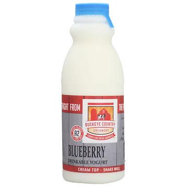 A2A2 Blueberry Drinkable Yogurt