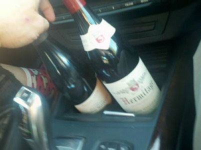 Hermitage for the road