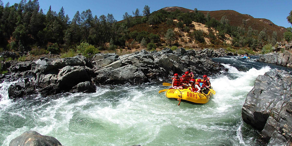 Whitewater Camp