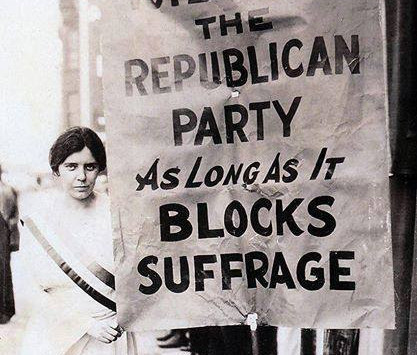 Women's Equality Day and the Suffrage Centennial