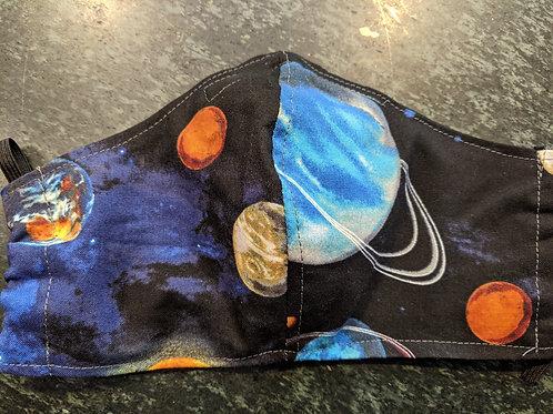 Shaped Planets Mask