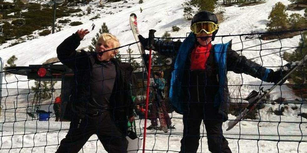Ski and Snowboard Camp