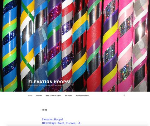 Elevation Hoops