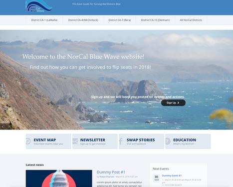 NorCal Blue Wave