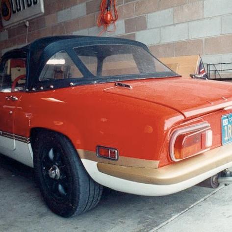 Elan Sprint Restoration