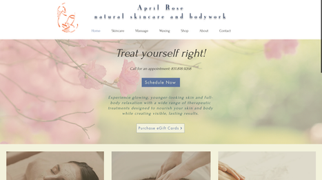 April Rose Skincare and Bodywork