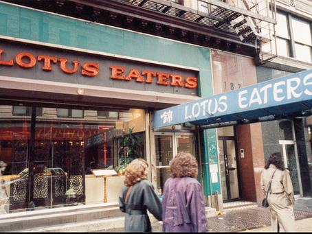 Where Lotus Owners Eat in New York City