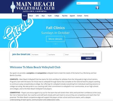 Main Beach Volleyball Club