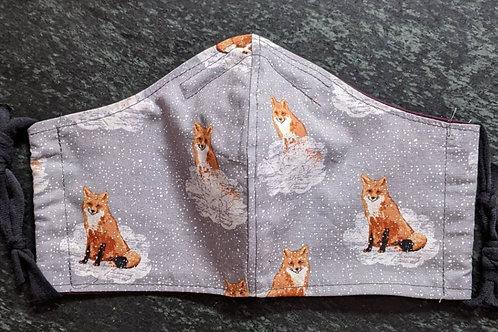 Shaped Fox Mask