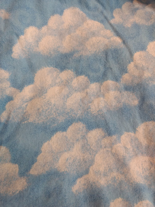Shaped Clouds Mask