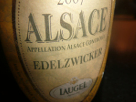 Alsations, Asian Food, Degustation and Disgust (a plea to sommeliers)