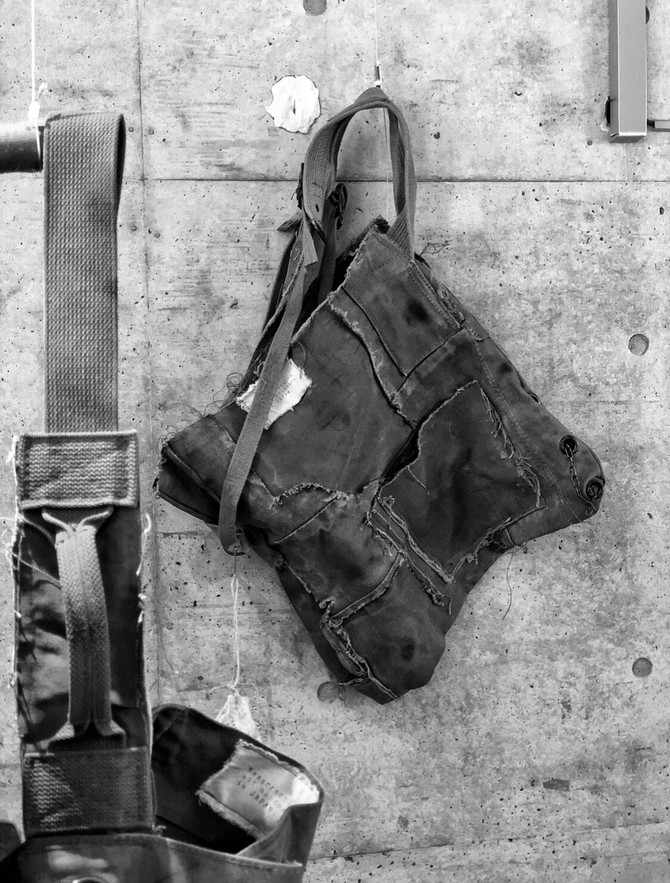 RESURRECTION -bag collection-