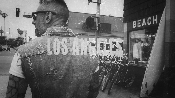 LOS ANGELES -Fred-