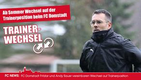 FC Domstadt Fritzlar wird ab Sommer  Trainerposten der 1. Mannschaft neu besetzen