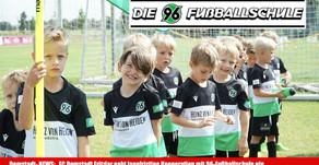 FC Domstadt Fritzlar geht langfristige Kooperation mit der 96-Fußballschule ein