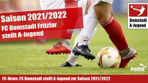 FC Domstadt Fritzlar stellt eigene A-Jugend zur Saison 2021 / 2022