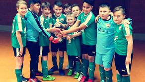 FC Domstadt E-Jugend ist in der Halle nicht zu stoppen