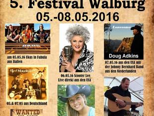 5. Festival Walburg