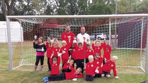 FC Domstadt - Bambinis mit erfolgreichen Wochenende