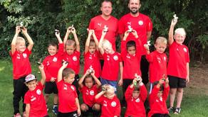 3. Platz für FC Domstadt-Bambini