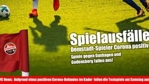 FC Domstadt Fritzlar sagt Testspiele wegen Coronafall im Kader ab