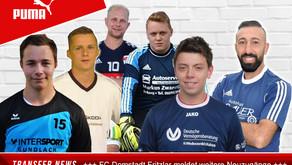 FC Domstadt Fritzlar meldet sieben weitere Neuzugänge