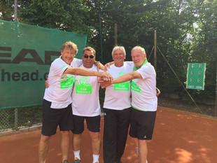Mit perfekter Tennis-Saison zum Aufstieg
