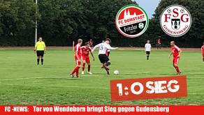 FC Domstadt-Reserve bezwingt Gudensberger A-Liga Team