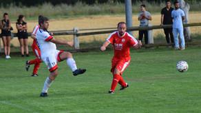 FC Domstadt  mit Sieg im Testspiel gegen die FSG Borken/Singlis/Freudenthal