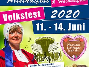 Altstadt und Heimatfest 2020 Hessisch Lichtenau