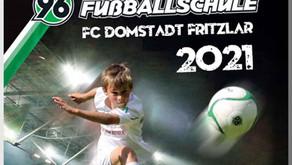 H96 Sommerferien-Camp 2021 beim FC Domstadt Fritzlar