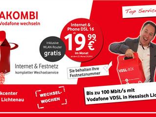 Schnelles Internet in Hessisch Lichtenau