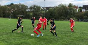 FC Domstadt holt zum Auftakt Punkt in Röhrenfurth