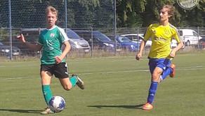 FC Domstadt C-Jugend schlägt FC Schwalmstadt