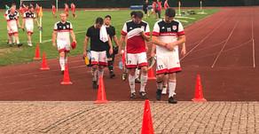 FC Domstadt Fritzlar testete erfolgreich gegen Borken und Sontra