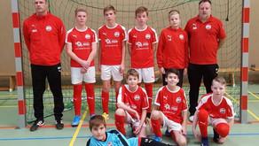 FC Domstadt D-Jugend souverän in die Endrunde eingezogen