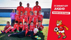 Die FC Domstadt-Jugend spielte am Wochenende