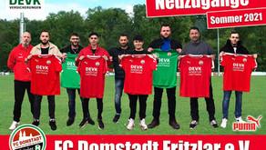 Verein präsentiert Neuzugänge für die kommende Saison